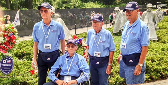 Dallas Matthews – Honor Flight #20